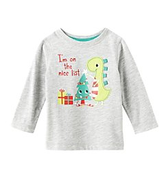 Mix & Match Baby Boys' I'm On The Nice List Tee