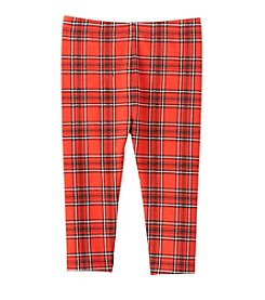 Mix & Match Baby Girls' Plaid Leggings