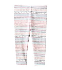 Mix & Match Baby Girls' Fair Isle Leggings