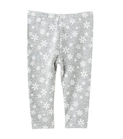 Mix & Match Baby Girls' Snowflake Leggings