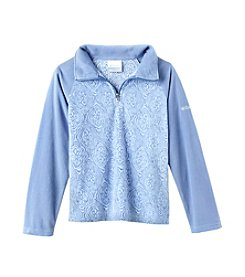 Columbia Girls' 7-16 Glacial™ II Half-Zip Fleece Pullover