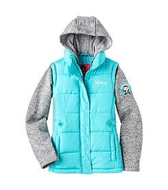 Weatherproof® Girls' 7-16 Hooded Puffer Vest Jacket