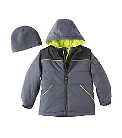 Hawke & Co. Boys' 4-7 Vested System Jacket