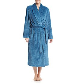 Jasmine Rose® Plush Wrap Robe