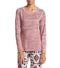 Wallflower® Pajama Top