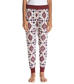 Wallflower® Printed Jogger Pants