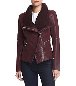 GUESS Asymetrical Zip Jacket