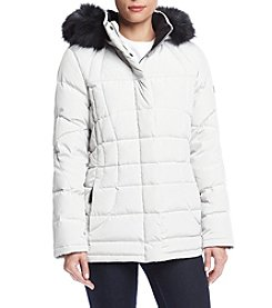 Calvin Klein Box Quilted Down Jacket
