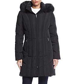 Calvin Klein Vertical Trimmed Down Jacket