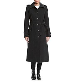 MICHAEL Michael Kors® Long Wool Trench Coat