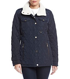 MICHAEL Michael Kors® Sherpa Line Quilted Jacket