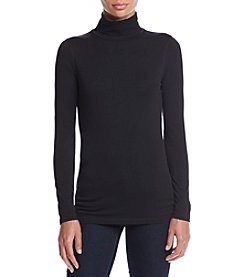 Relativity® Scrunch Neck Top