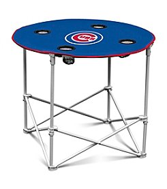Logo Chair MLB® Chicago Cubs Round Table