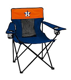 MLB® Houston Astros Folding Elite Chair