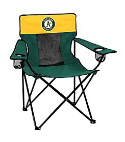MLB® Oakland Athletics Folding Elite Chair