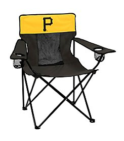 MLB® Pittsburgh Pirates Folding Elite Chair