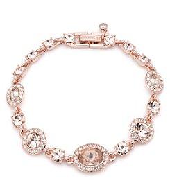 Givenchy® Rose Goldtone Flex Bracelet