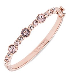 Givenchy® Rose Goldtone Bangle Bracelet