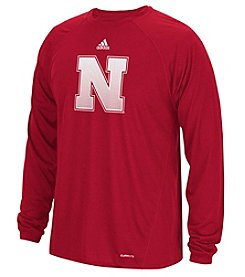 NCAA® University Of Nebraska Sideline Post Long Sleeve Tee