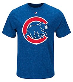 Majestic Men's MLB® Cubs Official Logo 97-Present Short Sleeve Tee