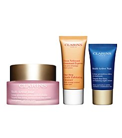 Clarins Multi-Active 24/7 Non-Stop Trio (A $79 Value)