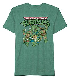 Hybrid™ Men's Turtle Action Short Sleeve Graphic Tee