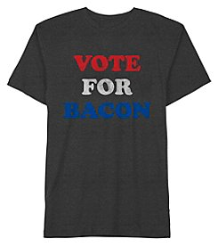 Hybrid™ Men's Vote Bacon Short Sleeve Graphic Tee
