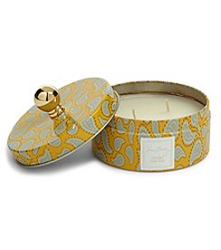 Vera Bradley® Vanilla Sea Salt Scented Candle In Tin