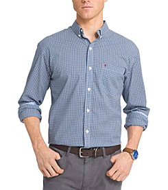 Izod® Men's Big & Tall Long Sleeve Button Down Shirt