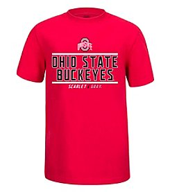 J. America NCAA® Ohio State Buckeyes Boys' 8-20 Choice Short Sleeve Tee