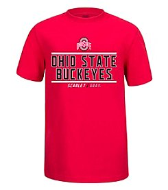 J. America NCAA® Ohio State Buckeyes Boys' 4-7 Choice Short Sleeve Tee