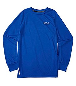 Polo Sport® Boys' 8-20 Long Sleeve Soft Touch Tee