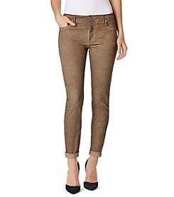 Bandolino® Karyn Slim Boyfriend Twill Pants