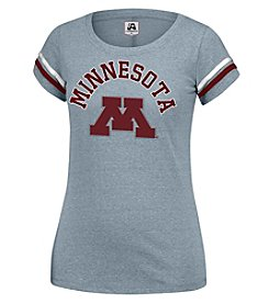 J. America® NCAA® Minnesota Golden Gophers Women's Powder Puff Tee