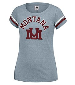 J. America® NCAA® Montana Grizzlies Women's Powder Puff Tee