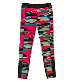 PUMA® Girls' 2T-6X Watercolor Leggings
