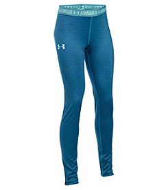 Under Armour® Girls' 7-16 HeatGear® Armour Printed Leggings