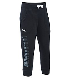 Under Armour® Girls' 7-16 Favorite Fleece Capri Pants