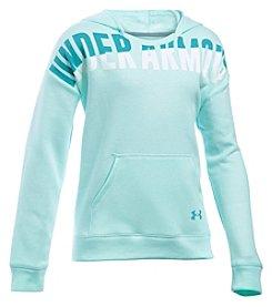 Under Armour® Girls' 7-16 Favorite Fleece Hoodie