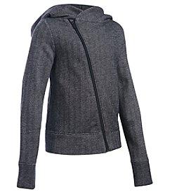 Under Armour® Girls' 7-16 Sweaterknit Full-Zip Jacket
