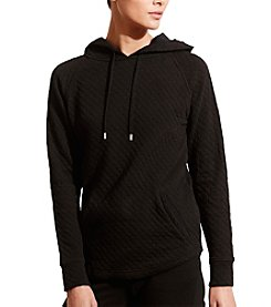 Lauren Active® Quilted Stretch Cotton Hoodie