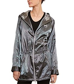 Lauren Active® Hooded Monogram Anorak