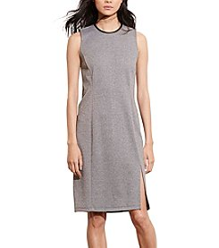 Lauren Ralph Lauren® Petites' Herringbone Sheath Dress