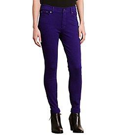 Lauren Ralph Lauren® Petites' Premier Skinny Jeans