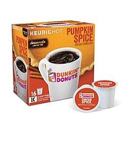 Keurig® Dunkin' Donuts® Pumpkin Spice 16ct