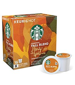 Keurig® Starbucks® Fall Blend 16-ct. K-Cup Pods