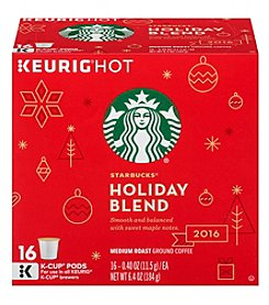 Keurig® Starbucks® Holiday Blend 16-ct. K-Cup