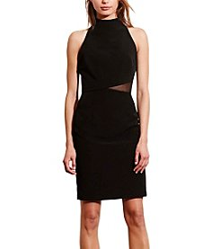 Lauren Ralph Lauren® Crepe T-Back Dress