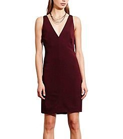 Lauren Ralph Lauren® Lace-Up-Back Jersey Dress