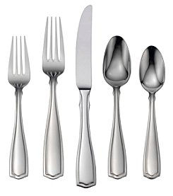Oneida® Carolina 65-pc. Flatware Set